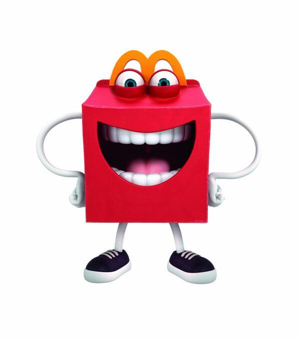 McDonalds Happy