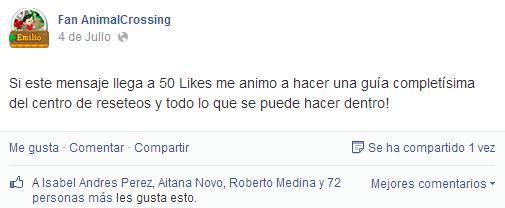 Facebook viral