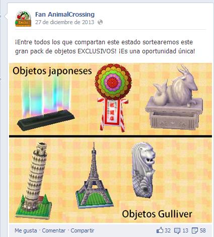 Sorteo zodiaco Facebook