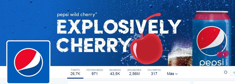 Twitter Pepsi