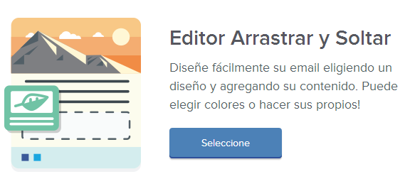 Diseñar email