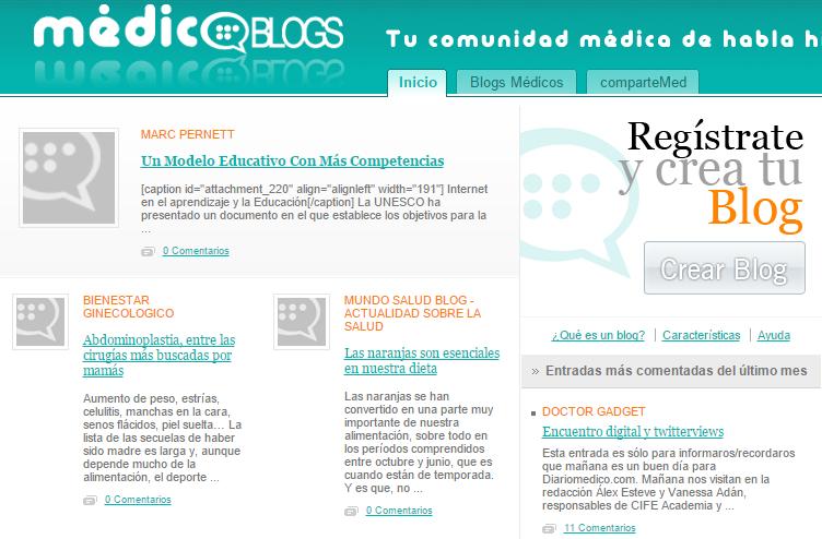 medicablogs