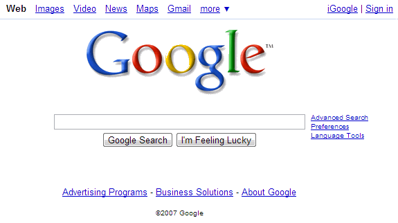 google-2007