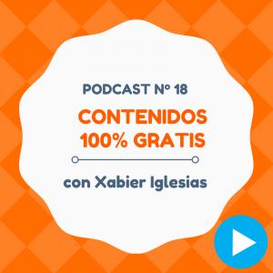 Cómo conseguir contenido gratis y automatizar RRSS, con Xabier Iglesias – #18 CW Podcast