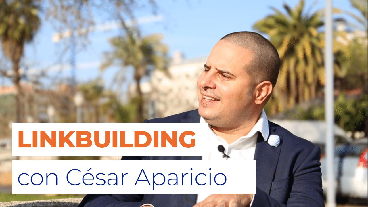 Entrevista César Aparicio