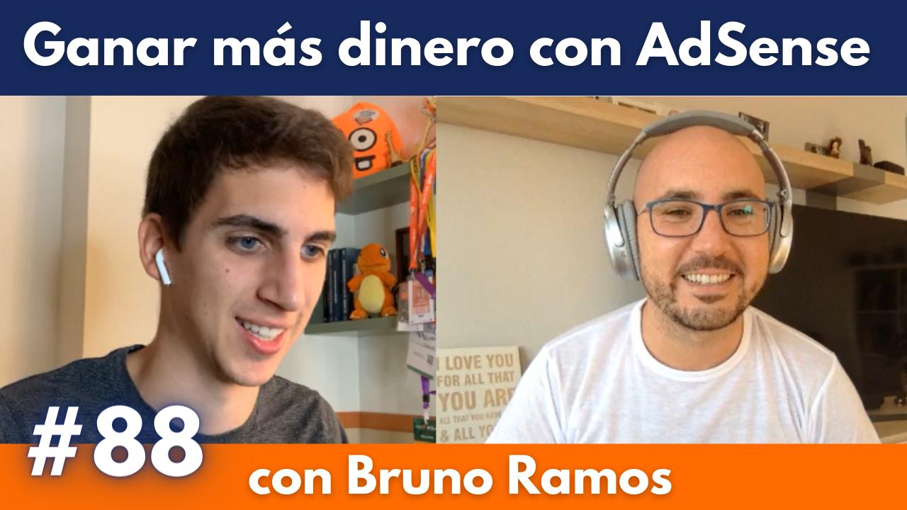 Bruno Ramos entrevista